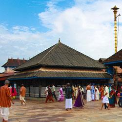 Chottanikkara Temple in Ernakulam