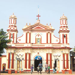 Churches of Pondicherry in Pondicherry