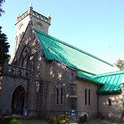 Church of England in Kasauli