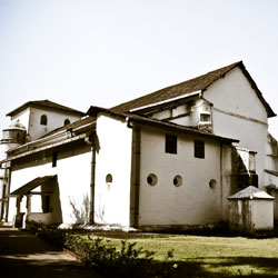 Church of Our Lady of The Rosary in Goa