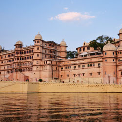 City Palace Museum in Udaipur