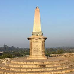 Commemorative Obelisk in Srirangapatna