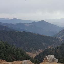 Dainkund Peak in Dalhousie