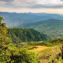 Daranghati Sanctuary in Shimla