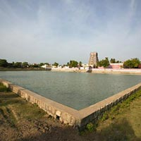 Darbhasayanam in Ramanathapuram