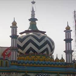 Dargah E Ala-Hazrat in Bareilly