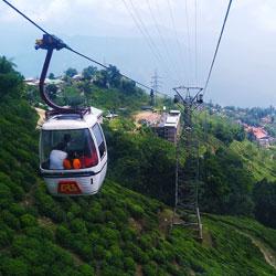 Darjeeling Ropeway in Darjeeling