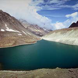 Dashir Lake in Manali