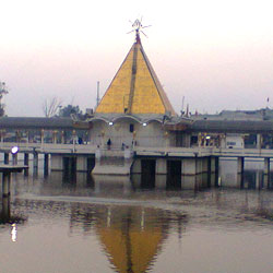 Devi Talab Mandir in Jalandhar