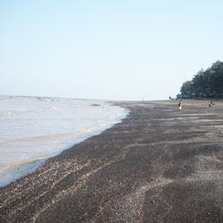 Devka Beach Daman in Daman & Diu