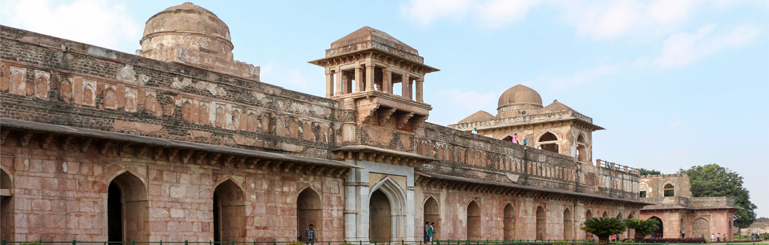Dhar Fort in Dhar