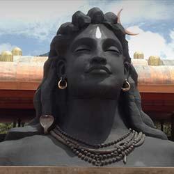 Dhyanalinga in Coimbatore
