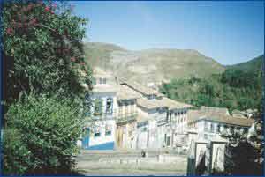 Diamantina  Forts & Palaces in Minas Gerais