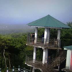 Diengiei Peak in Shillong