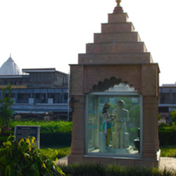 Digambar Jain Temple in Meerut