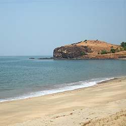 Diveagar Beach in Raigad