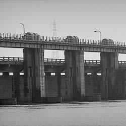 Dowleswaram Barrage in Rajahmundry