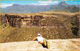 Drakensberg Trails in Drakensberg