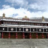 Drepung Monastery in