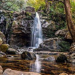 Duchess Falls in Pachmarhi