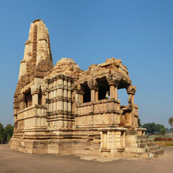 Duladeo Temple in Khajuraho