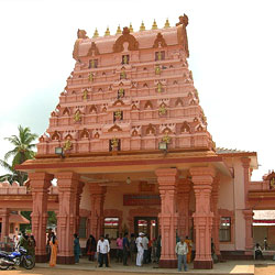 Durga Parameshwari Temple in Mangalore