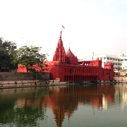 Durga Temple in Varanasi