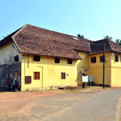 Dutch Palace in Kochi