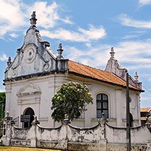 Dutch Reformed Church in Galle