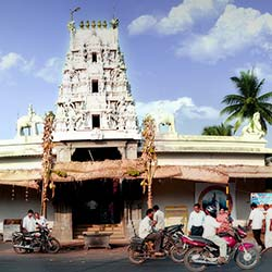 Eachanari Vinayagar Temple in