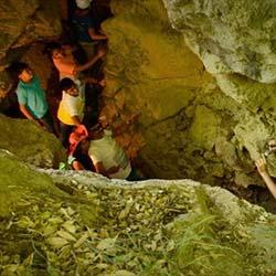 Eco Cave Garden in Nainital