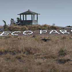 Eco Park- Parking in Cherrapunji
