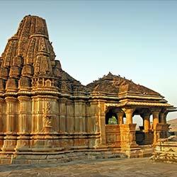 Eklingji Temples in Udaipur