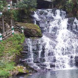 Elephant Falls in Shillong