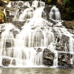 Elephant Waterfalls in Shillong