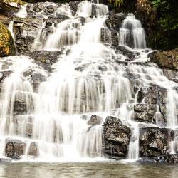 Elephant Waterfalls in Shillong