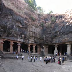 Elephanta Caves in