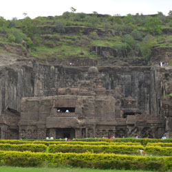 Ellora Caves in Aurangabad