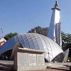 EME Temple in Vadodara (Baroda)