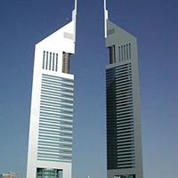 Emirates Towers  in