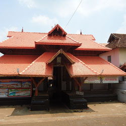 Ettumanoor Temple in Kottayam