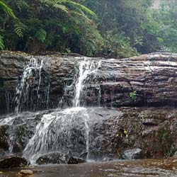 Fairy Falls in Kodaikanal