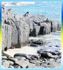 Faro Beach in Faro