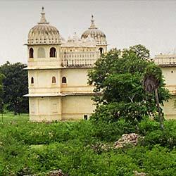 Fateh Prakash Mahal in Chittorgarh