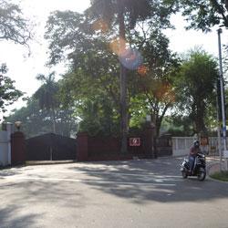 Fort William in Kolkata