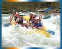 Full-Day Rafting in California in California