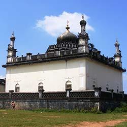 Gaddige Raja's Tomb in Coorg