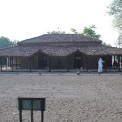 Gandhi Ashram in Wardha
