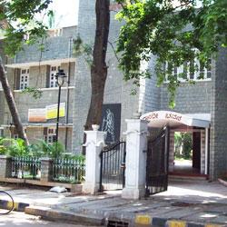 Gandhi Bhavan in Bangalore
