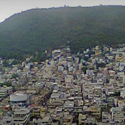 Gandhi Hill in Vijayawada